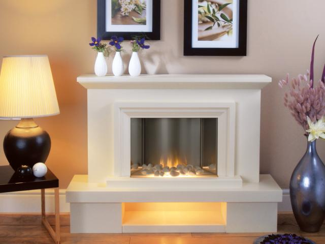 Flamerite Electric Fires - Milan Free Standing Fires