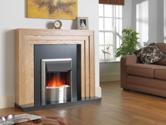 Flamerite Electric Fires - Plomo Free Standing Fires